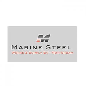 Marine Steel logo
